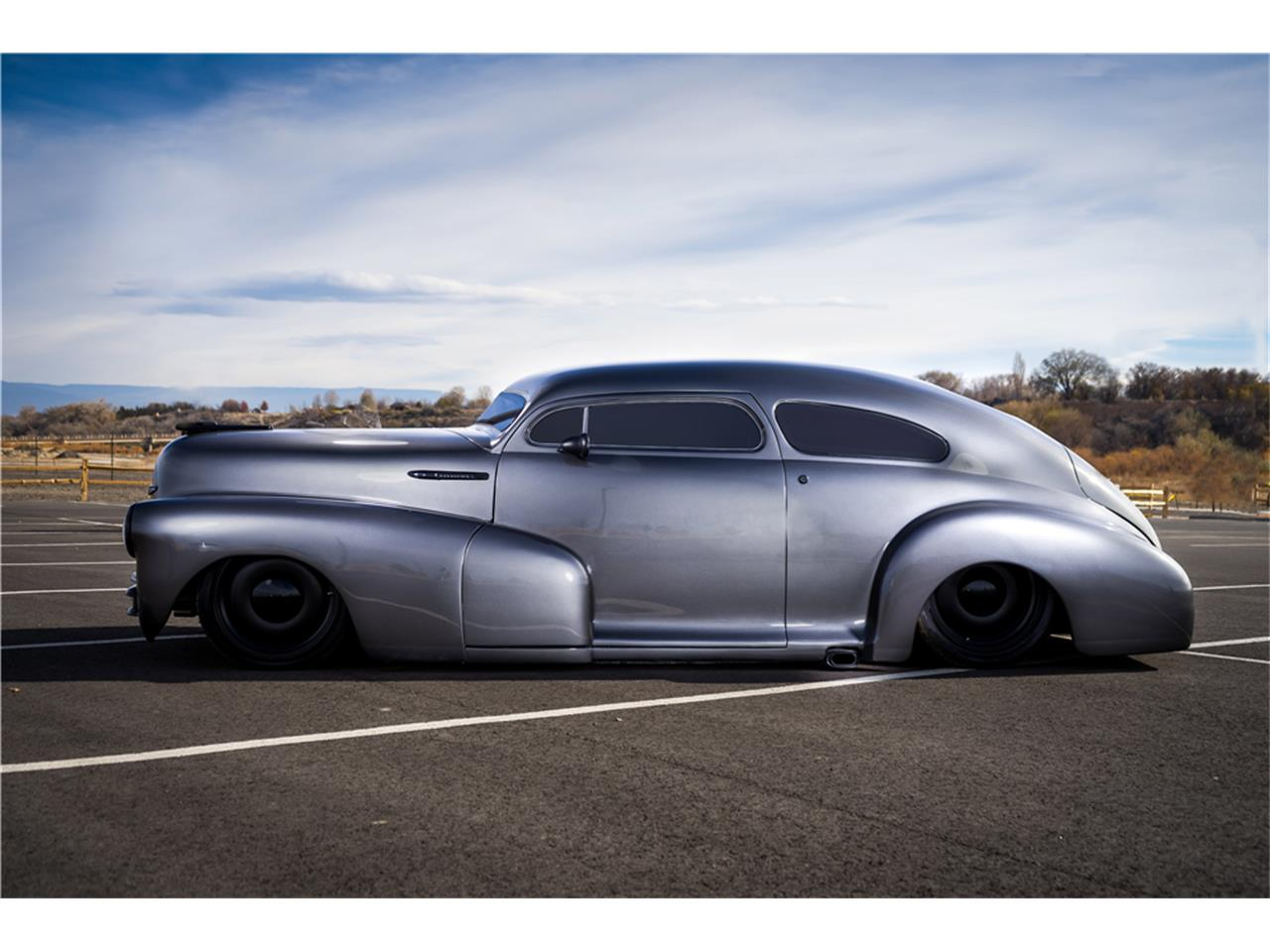 Large Picture of Classic 1948 Fleetline Auction Vehicle Offered by Barrett-Jackson Auctions - MGBB