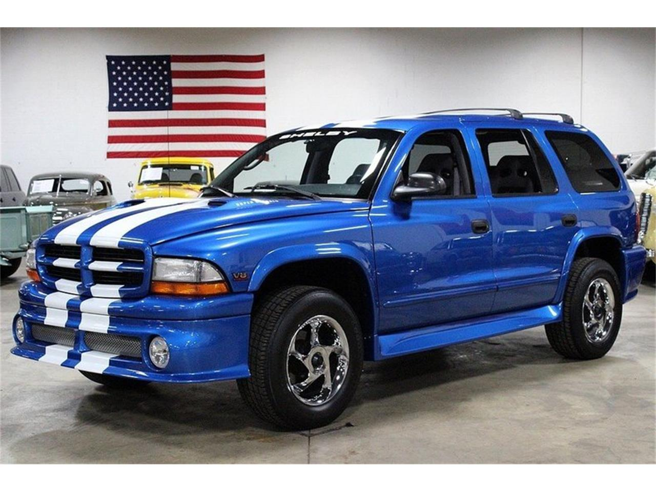 Large Picture of '99 Dodge Durango Shelby SP-360 located in Michigan - $31,900.00 - MB1Y