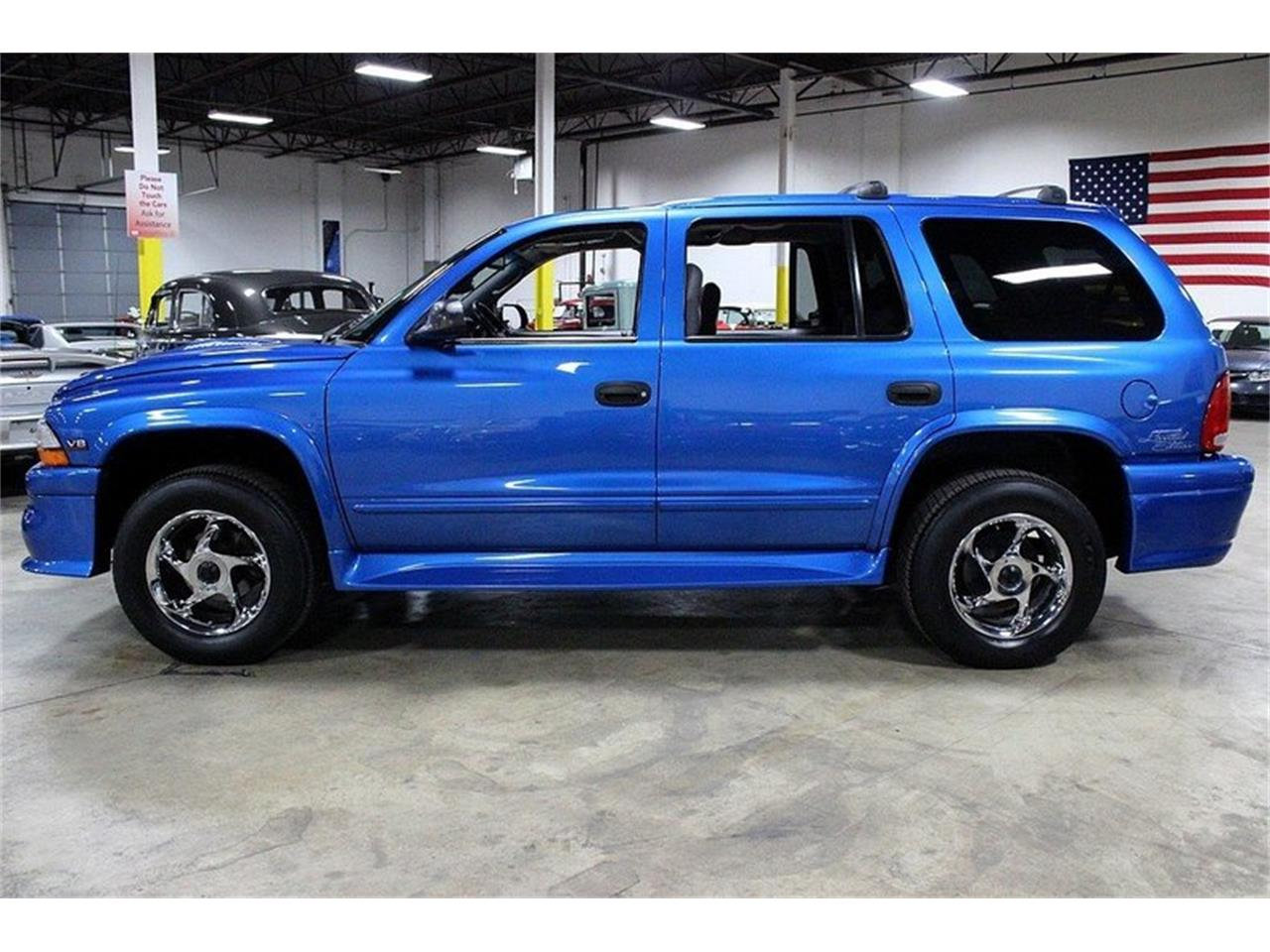 Large Picture of 1999 Dodge Durango Shelby SP-360 located in Kentwood Michigan Offered by GR Auto Gallery - MB1Y