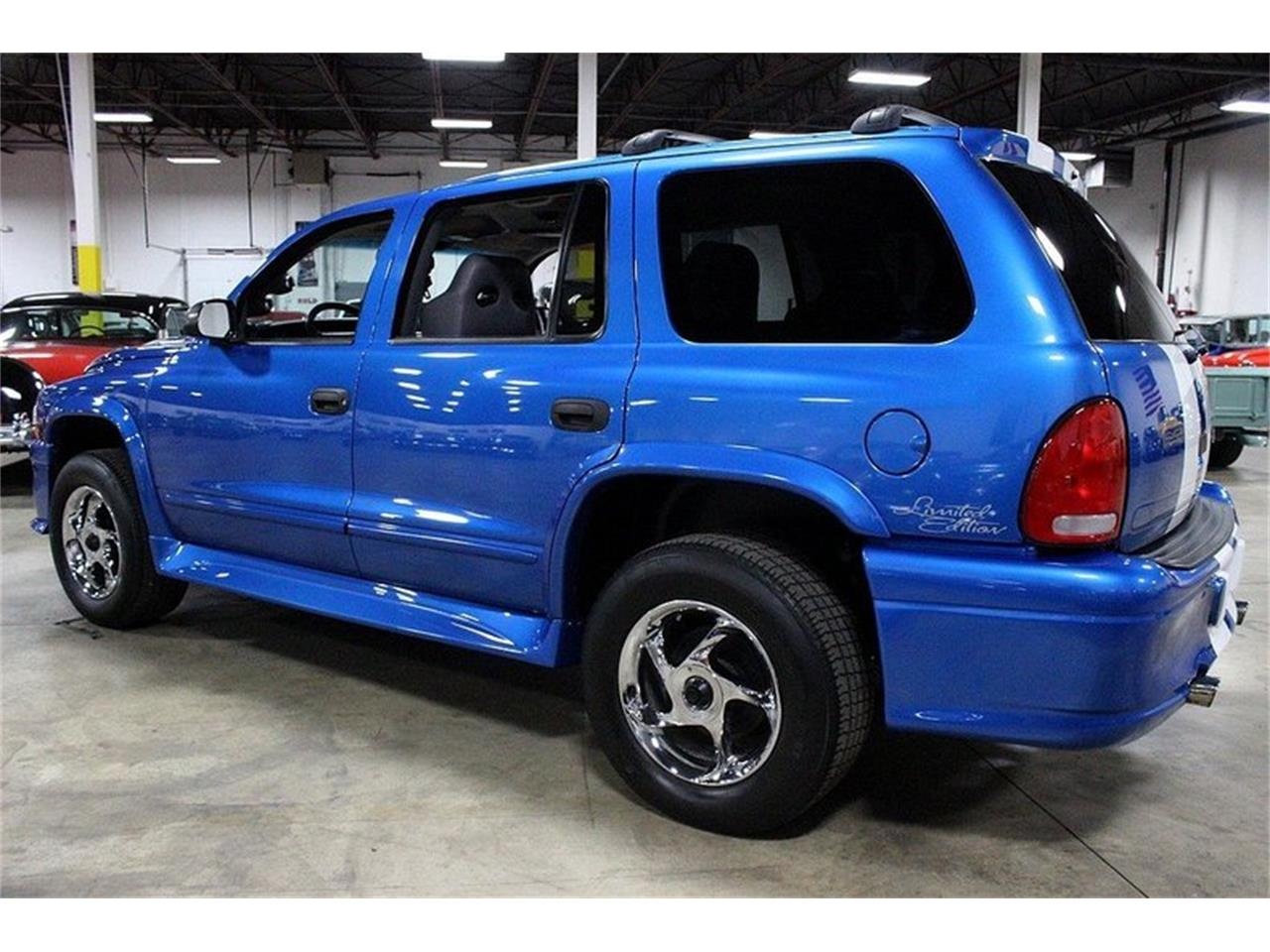 Large Picture of '99 Dodge Durango Shelby SP-360 Offered by GR Auto Gallery - MB1Y