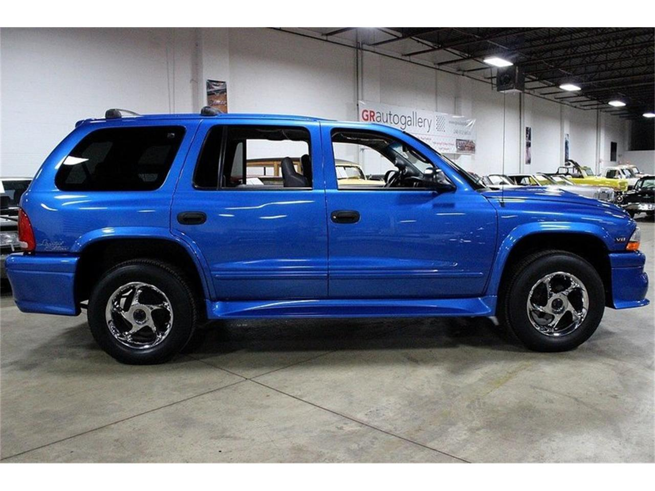 Large Picture of 1999 Dodge Durango Shelby SP-360 - $31,900.00 Offered by GR Auto Gallery - MB1Y