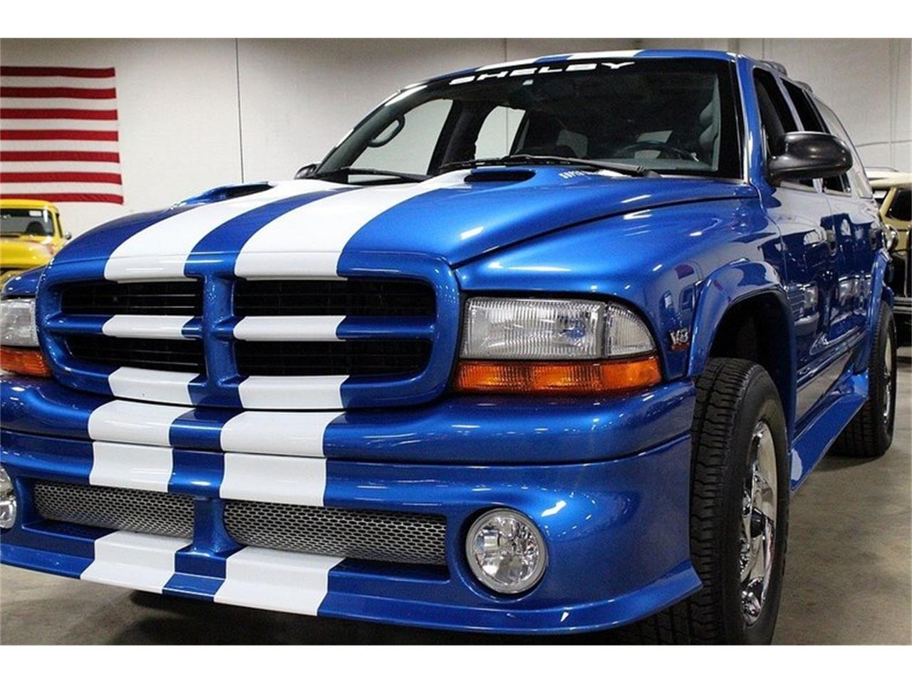 Large Picture of '99 Dodge Durango Shelby SP-360 located in Michigan - $31,900.00 Offered by GR Auto Gallery - MB1Y