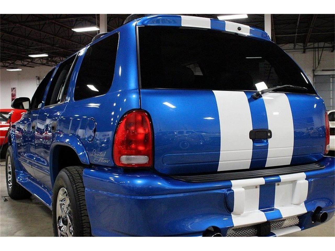 Large Picture of 1999 Dodge Durango Shelby SP-360 located in Michigan - $31,900.00 - MB1Y