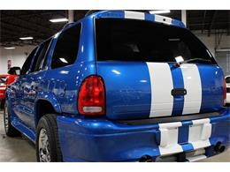 Picture of 1999 Dodge Durango Shelby SP-360 located in Kentwood Michigan - MB1Y