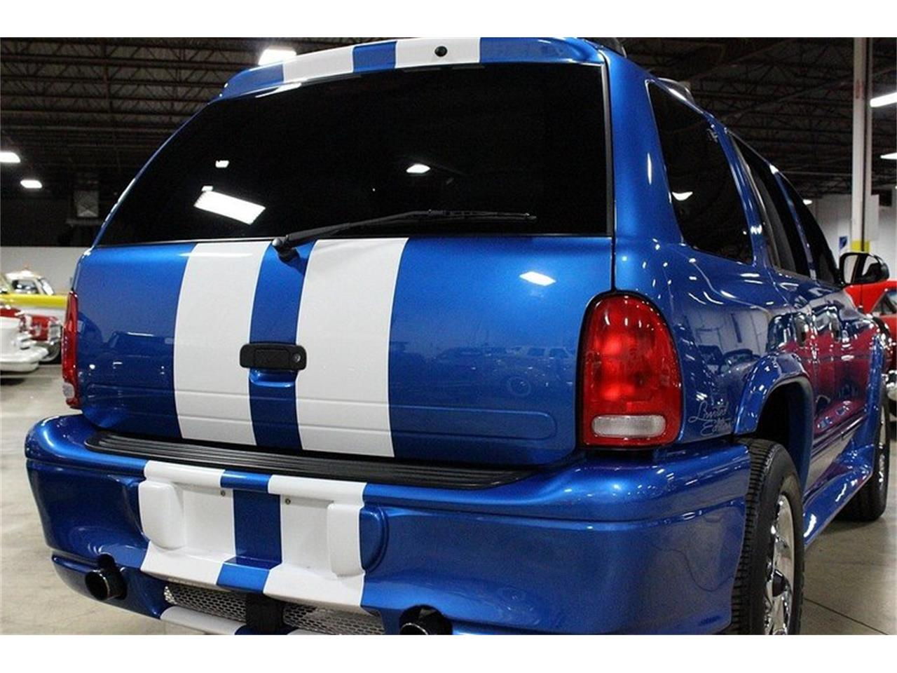 Large Picture of '99 Dodge Durango Shelby SP-360 - MB1Y