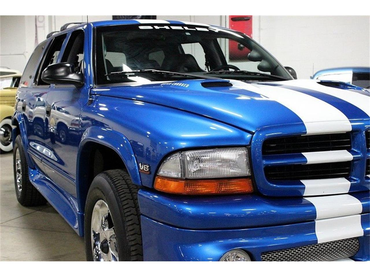 Large Picture of '99 Durango Shelby SP-360 located in Kentwood Michigan - $31,900.00 - MB1Y