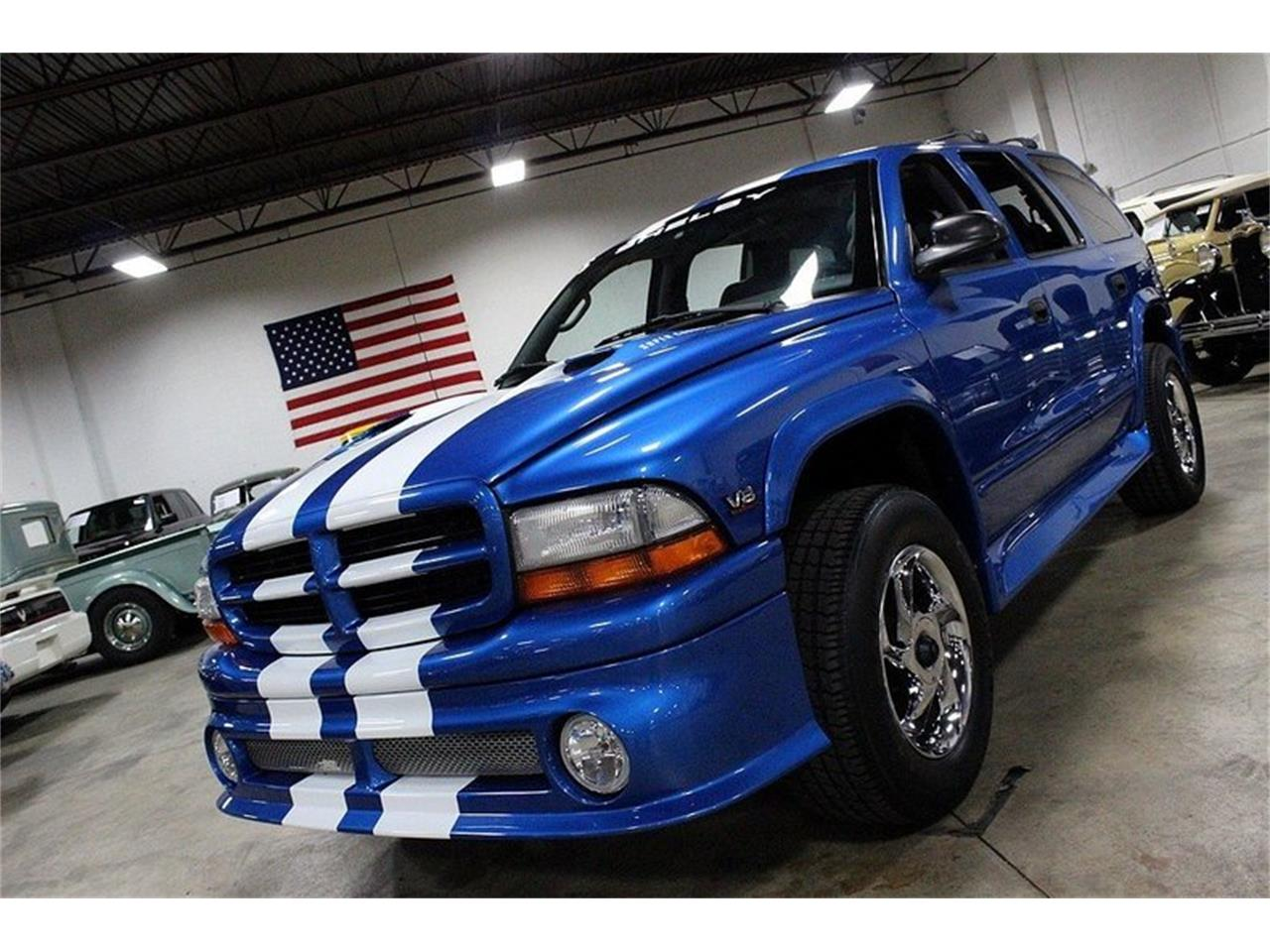 Large Picture of '99 Durango Shelby SP-360 located in Michigan - $31,900.00 Offered by GR Auto Gallery - MB1Y