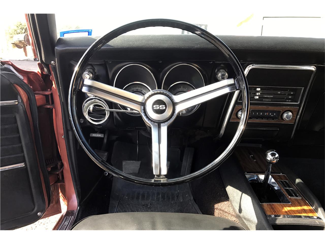 Large Picture of '68 Camaro SS - MGBI