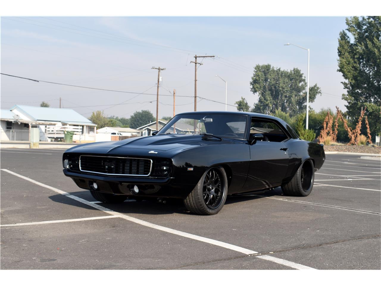 Large Picture of 1969 Chevrolet Camaro Auction Vehicle - MGBJ