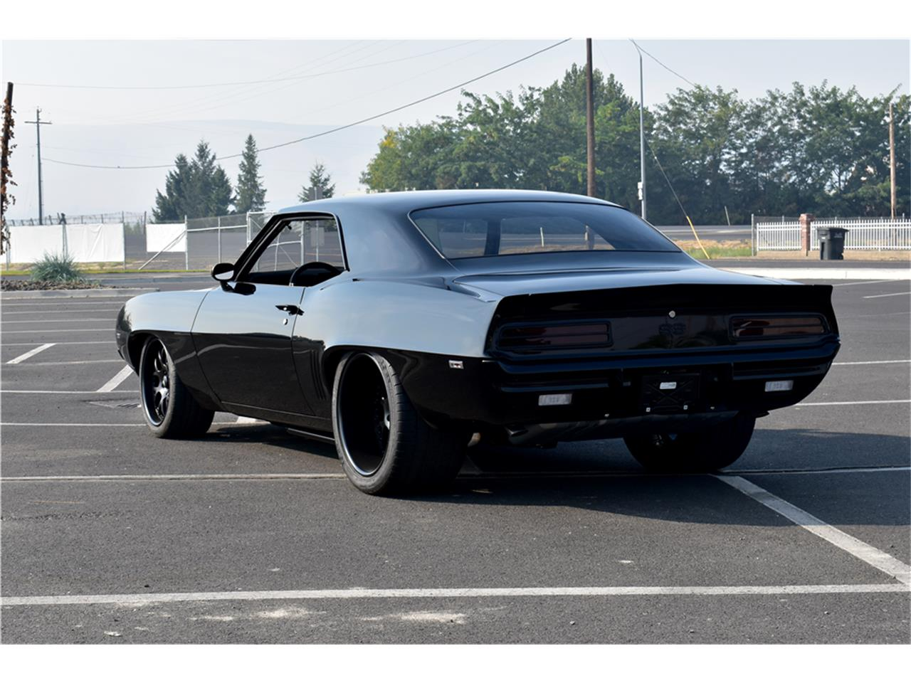 Large Picture of Classic 1969 Chevrolet Camaro located in Scottsdale Arizona Auction Vehicle Offered by Barrett-Jackson Auctions - MGBJ