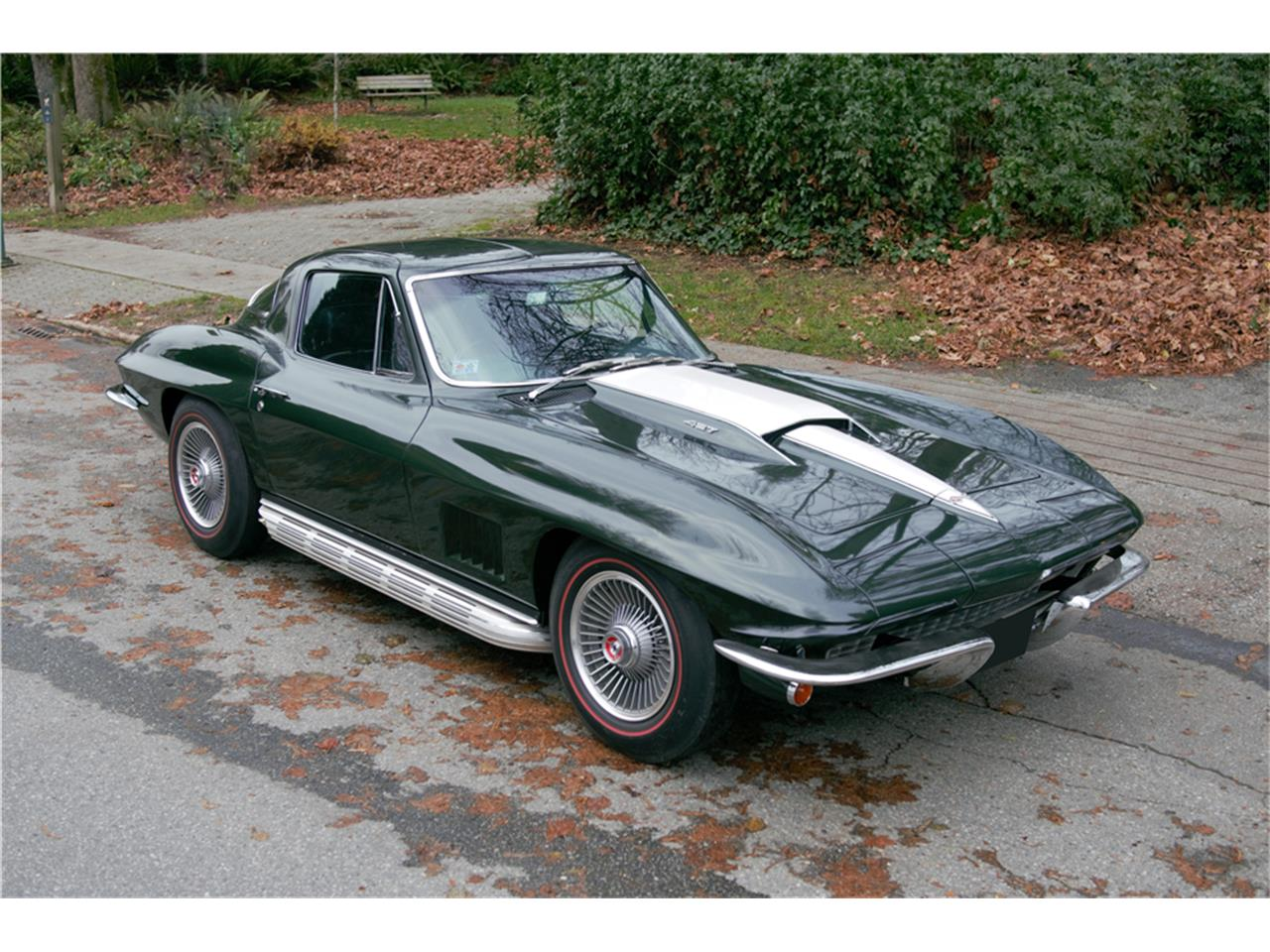 Large Picture of Classic '67 Corvette located in Arizona Auction Vehicle Offered by Barrett-Jackson Auctions - MGBP