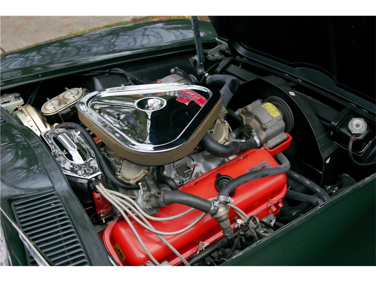 Large Picture of Classic '67 Chevrolet Corvette - MGBP