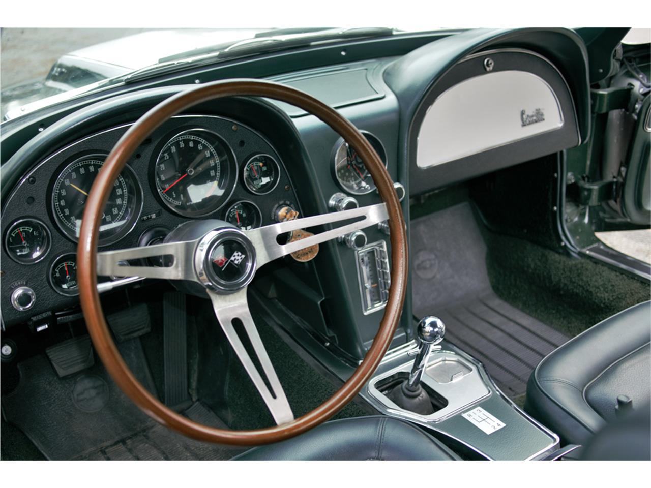 Large Picture of 1967 Corvette Auction Vehicle Offered by Barrett-Jackson Auctions - MGBP