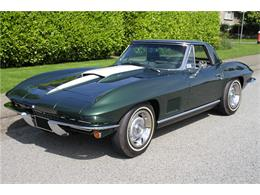 Picture of 1967 Chevrolet Corvette located in Scottsdale Arizona Auction Vehicle Offered by Barrett-Jackson Auctions - MGBP