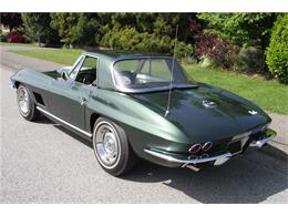 Picture of Classic '67 Chevrolet Corvette Auction Vehicle Offered by Barrett-Jackson Auctions - MGBP