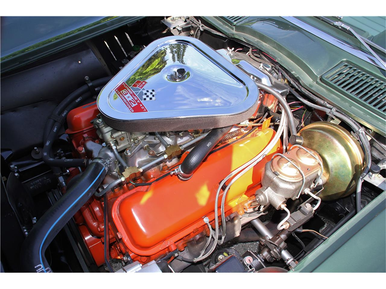 Large Picture of Classic '67 Corvette located in Scottsdale Arizona Offered by Barrett-Jackson Auctions - MGBP