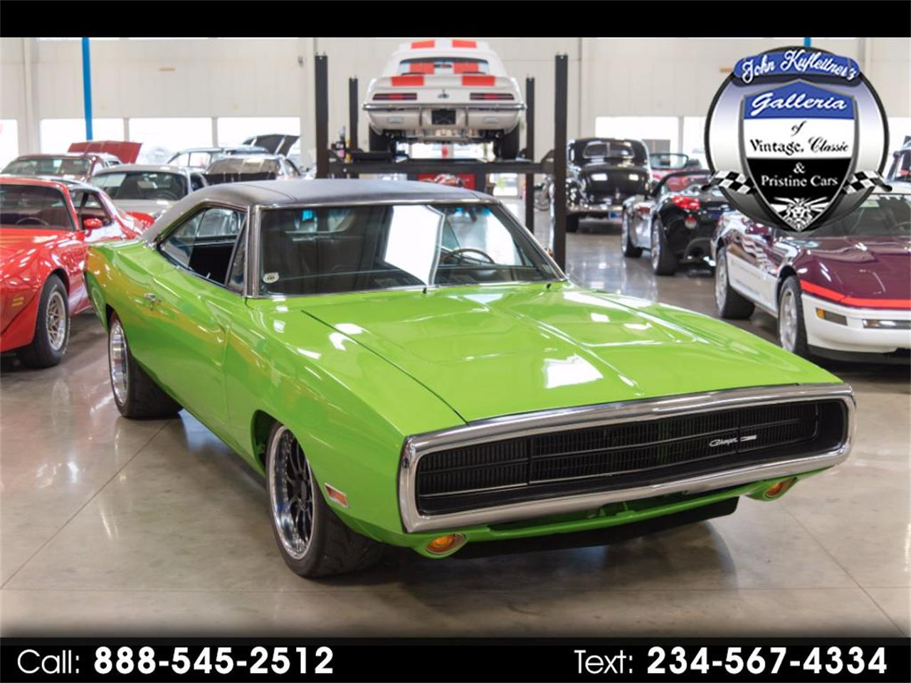 Large Picture of '70 Dodge Charger - MB1Z