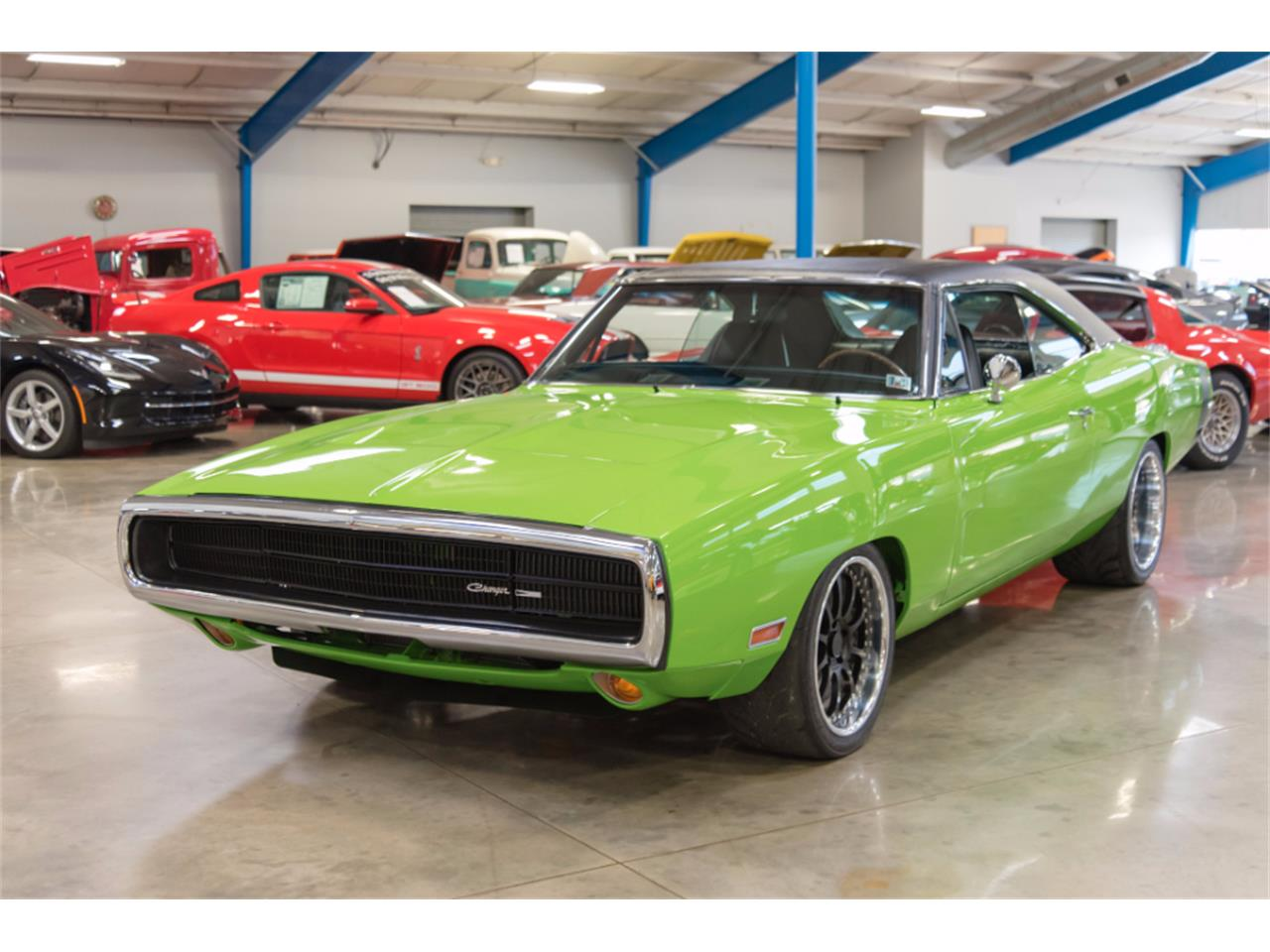 Large Picture of 1970 Charger located in Ohio - MB1Z