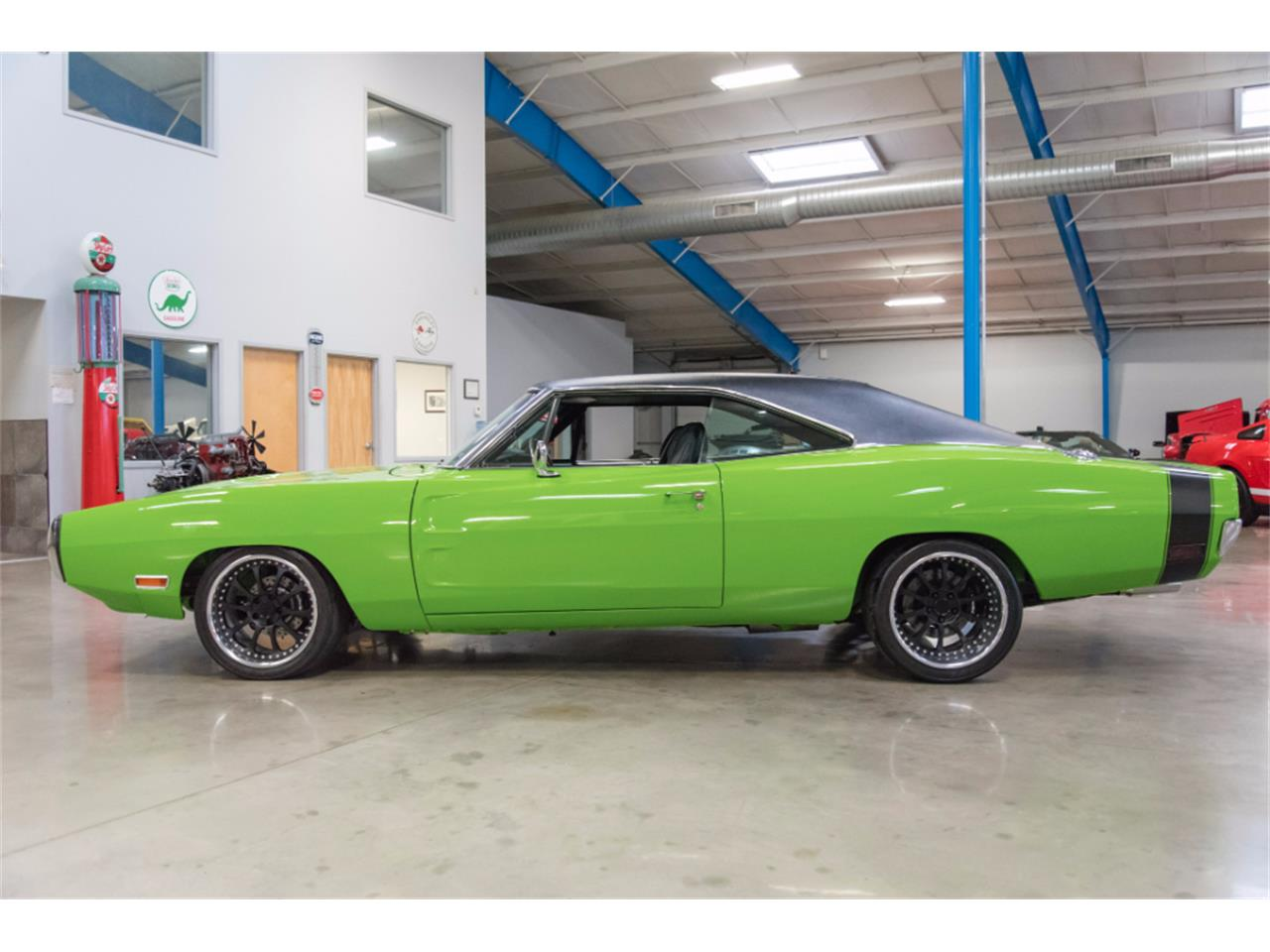 Large Picture of '70 Dodge Charger - $135,000.00 Offered by John Kufleitner's Galleria - MB1Z