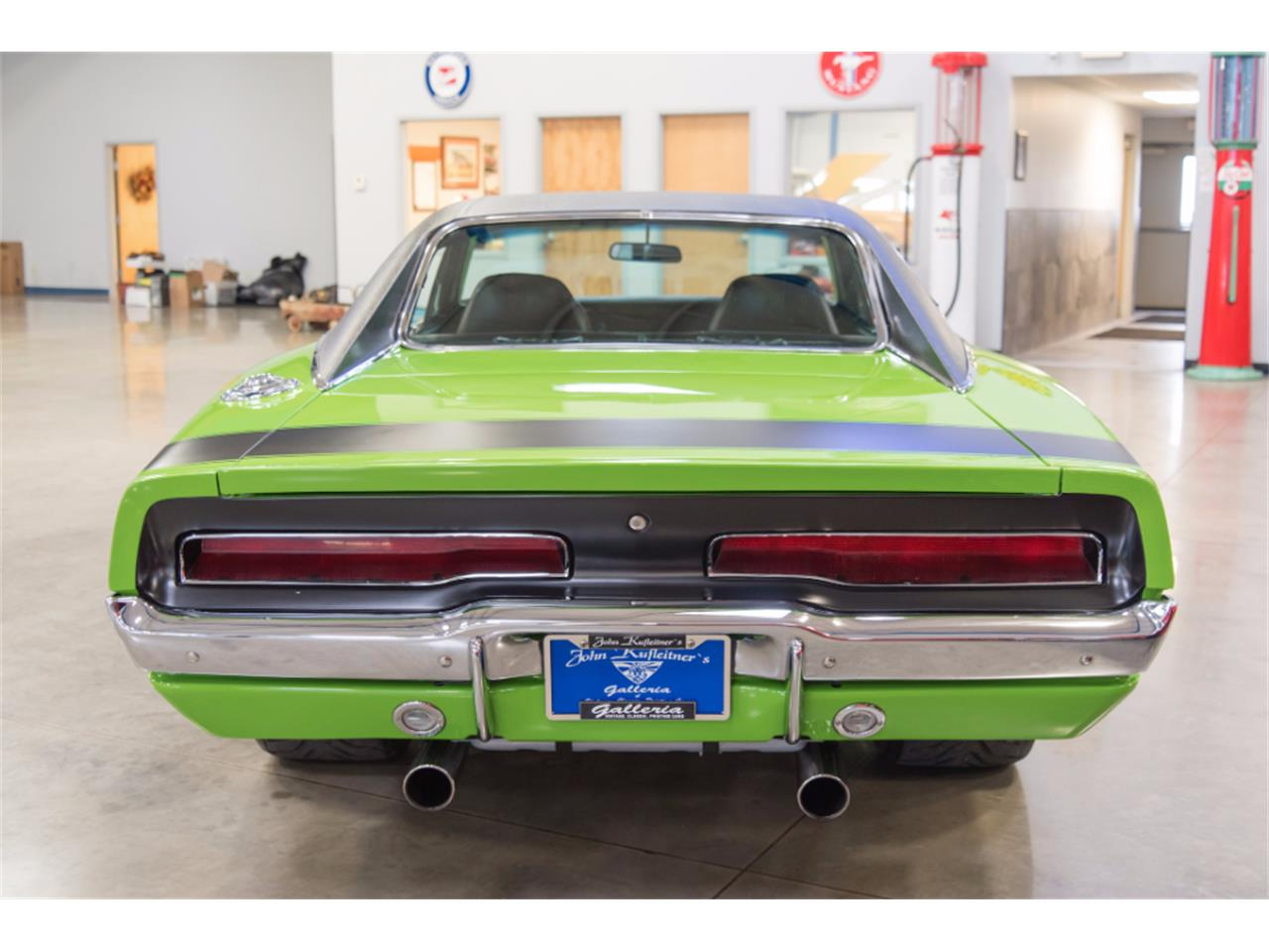 Large Picture of Classic '70 Dodge Charger located in Ohio Offered by John Kufleitner's Galleria - MB1Z