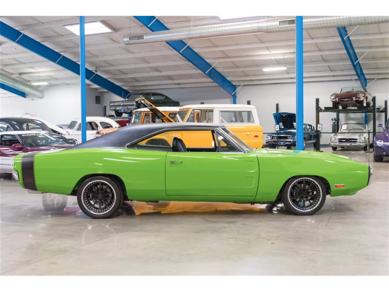 Large Picture of '70 Dodge Charger located in Salem Ohio - $135,000.00 Offered by John Kufleitner's Galleria - MB1Z