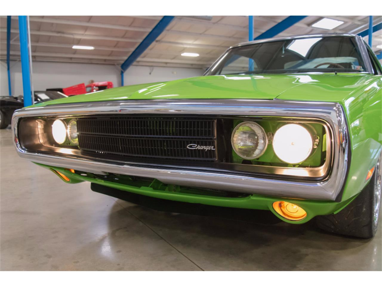 Large Picture of '70 Charger located in Ohio - MB1Z