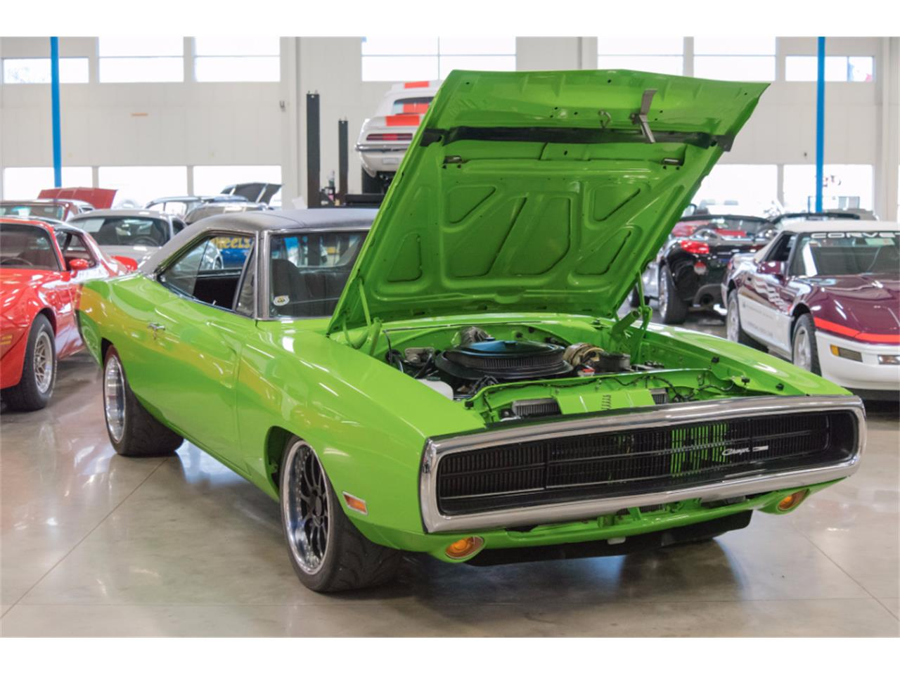 Large Picture of 1970 Dodge Charger - $135,000.00 Offered by John Kufleitner's Galleria - MB1Z