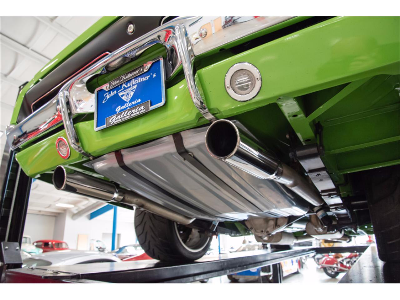Large Picture of Classic 1970 Dodge Charger located in Ohio Offered by John Kufleitner's Galleria - MB1Z