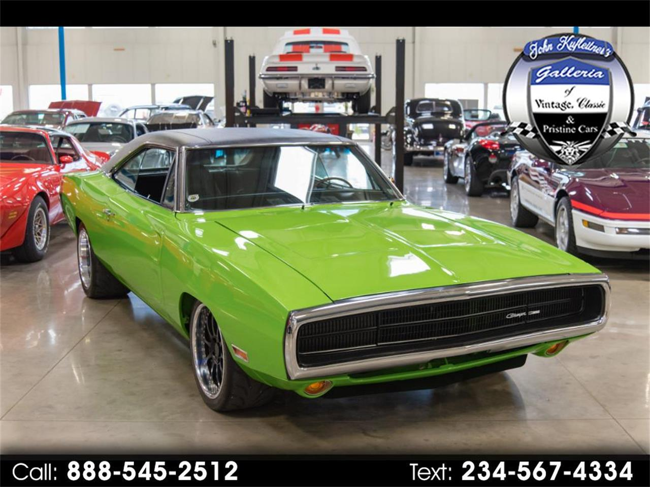 Large Picture of Classic 1970 Charger - $135,000.00 Offered by John Kufleitner's Galleria - MB1Z