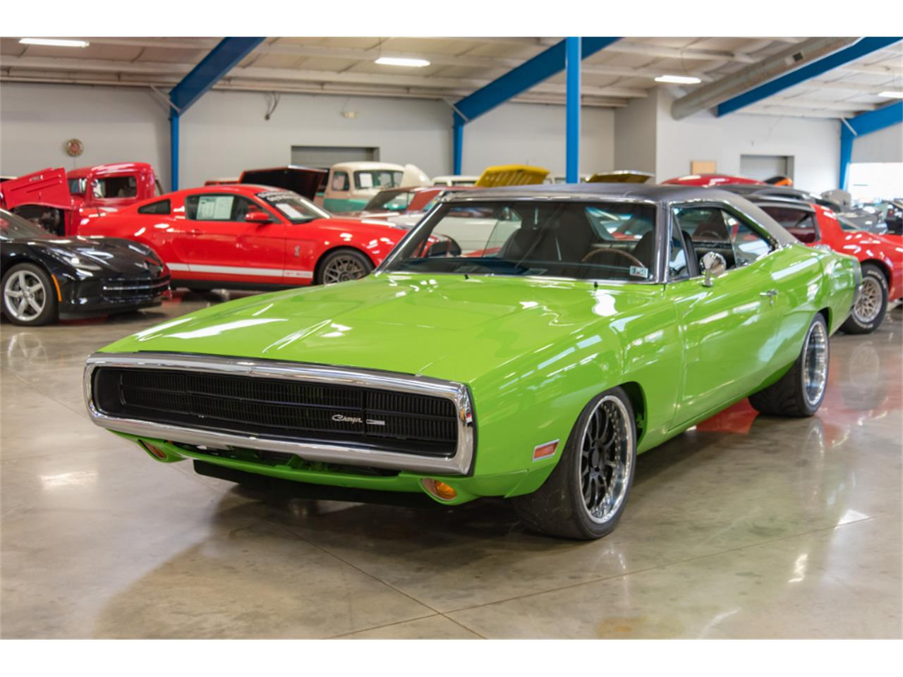 Large Picture of Classic '70 Dodge Charger located in Ohio - $135,000.00 - MB1Z