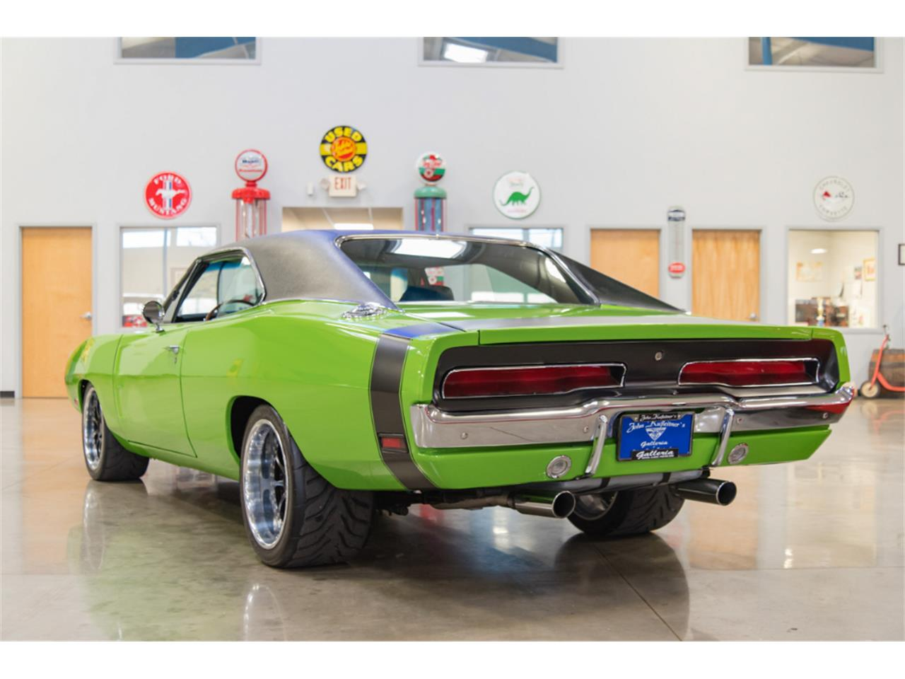 Large Picture of 1970 Charger located in Ohio Offered by John Kufleitner's Galleria - MB1Z