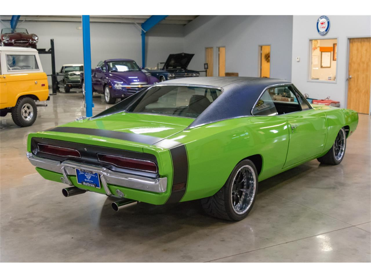 Large Picture of Classic '70 Dodge Charger - MB1Z