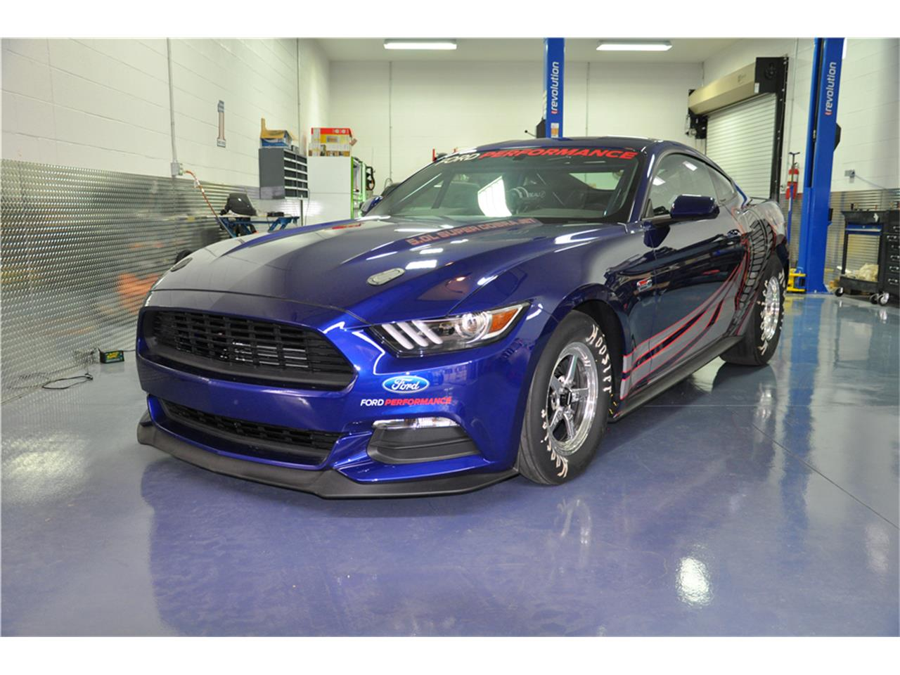 Large Picture of 2016 Mustang located in Scottsdale Arizona Auction Vehicle - MGBW