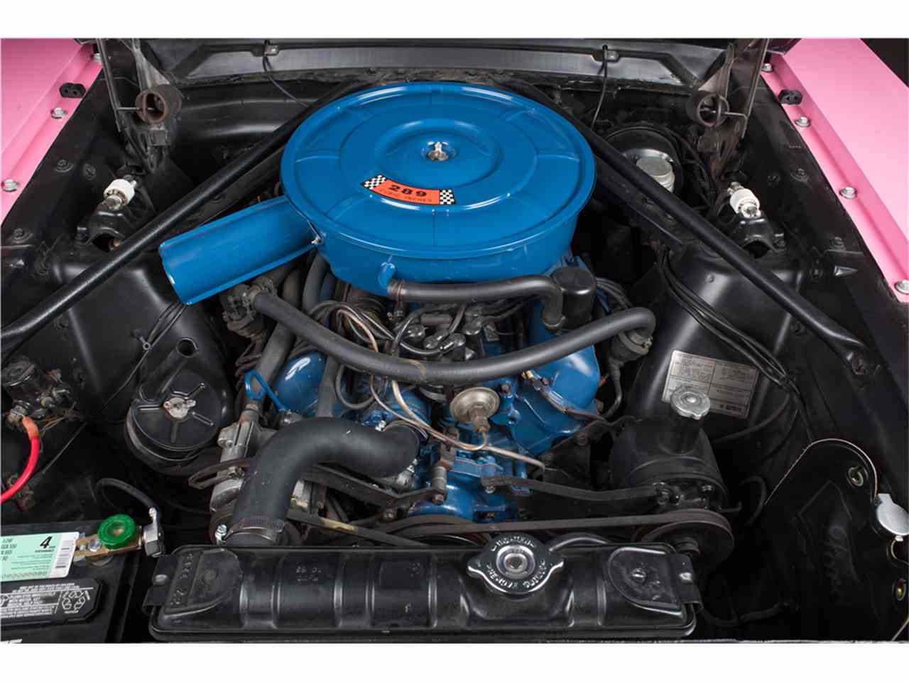Large Picture of '66 Mustang - MGC0