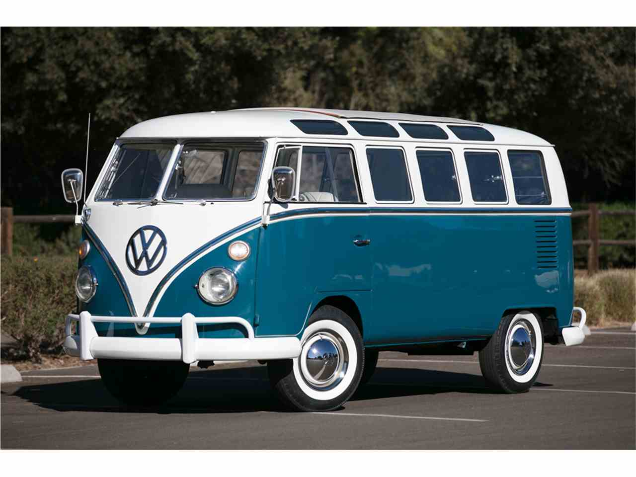 1965 Volkswagen Bus for Sale | ClicCars.com | CC-1047609