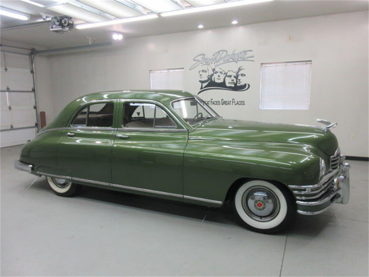 Large Picture of Classic '48 Packard Deluxe located in Sioux Falls South Dakota - $16,975.00 - MB21