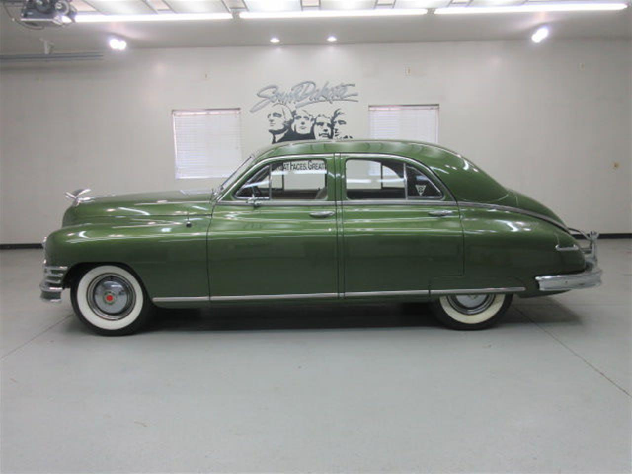 Large Picture of Classic '48 Packard Deluxe located in South Dakota - $16,975.00 Offered by Frankman Motor Company - MB21