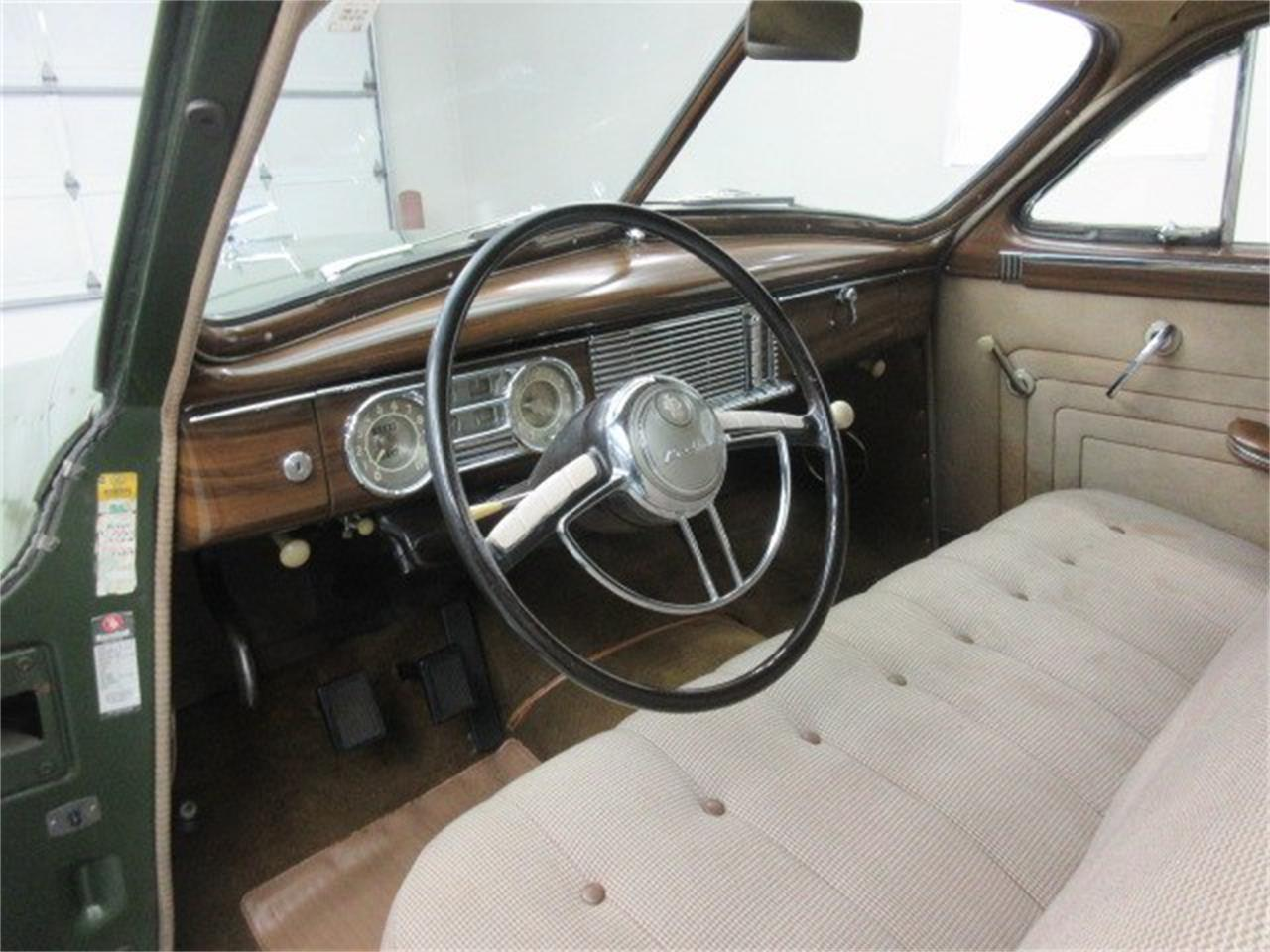 Large Picture of Classic 1948 Packard Deluxe Offered by Frankman Motor Company - MB21
