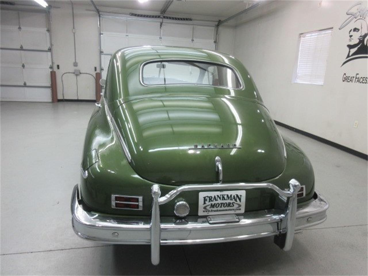Large Picture of 1948 Packard Deluxe located in South Dakota - $16,975.00 Offered by Frankman Motor Company - MB21