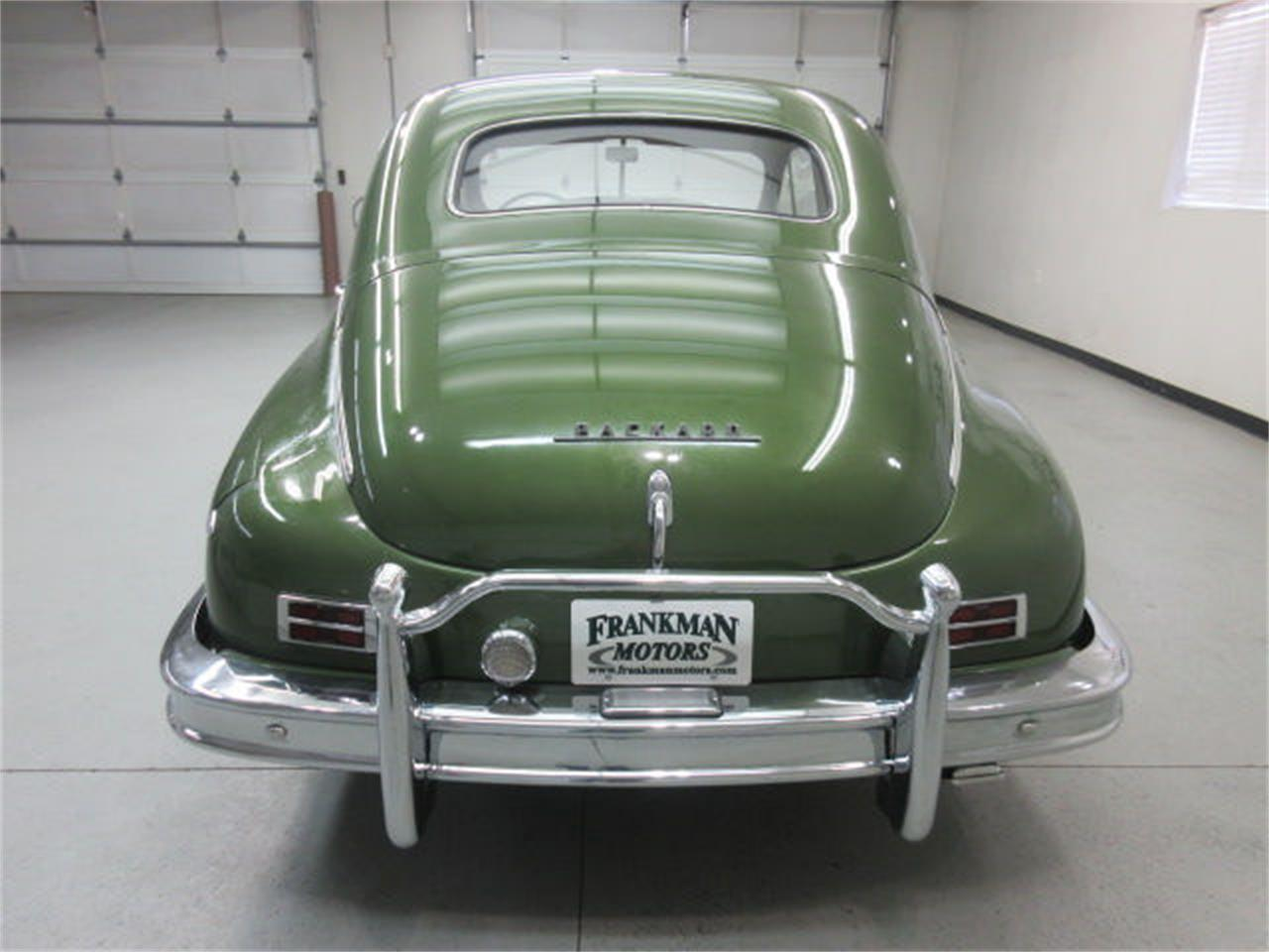Large Picture of 1948 Packard Deluxe located in South Dakota - MB21