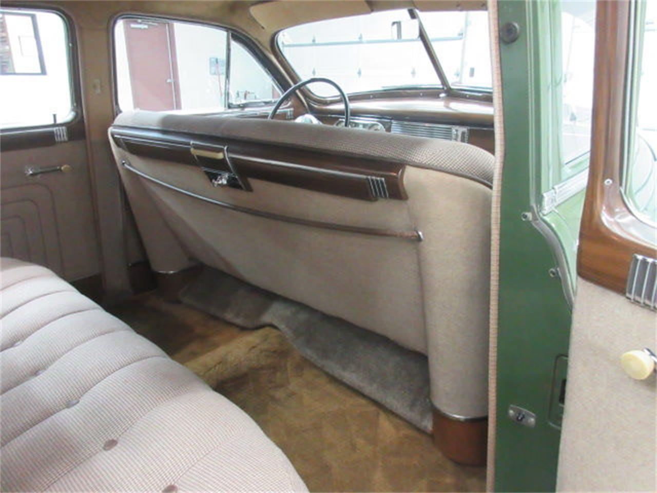 Large Picture of '48 Packard Deluxe located in Sioux Falls South Dakota - $16,975.00 Offered by Frankman Motor Company - MB21