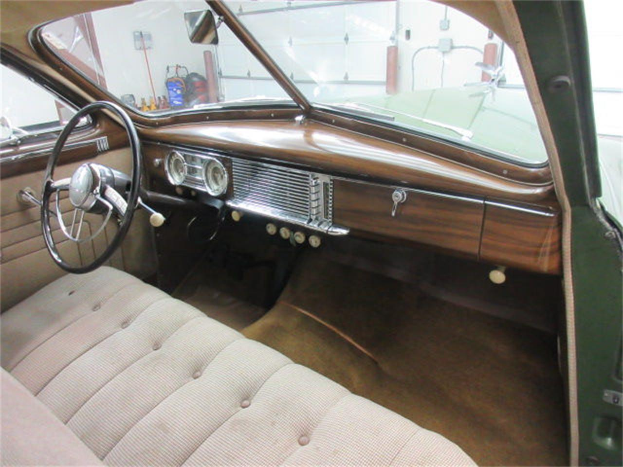 Large Picture of 1948 Deluxe Offered by Frankman Motor Company - MB21