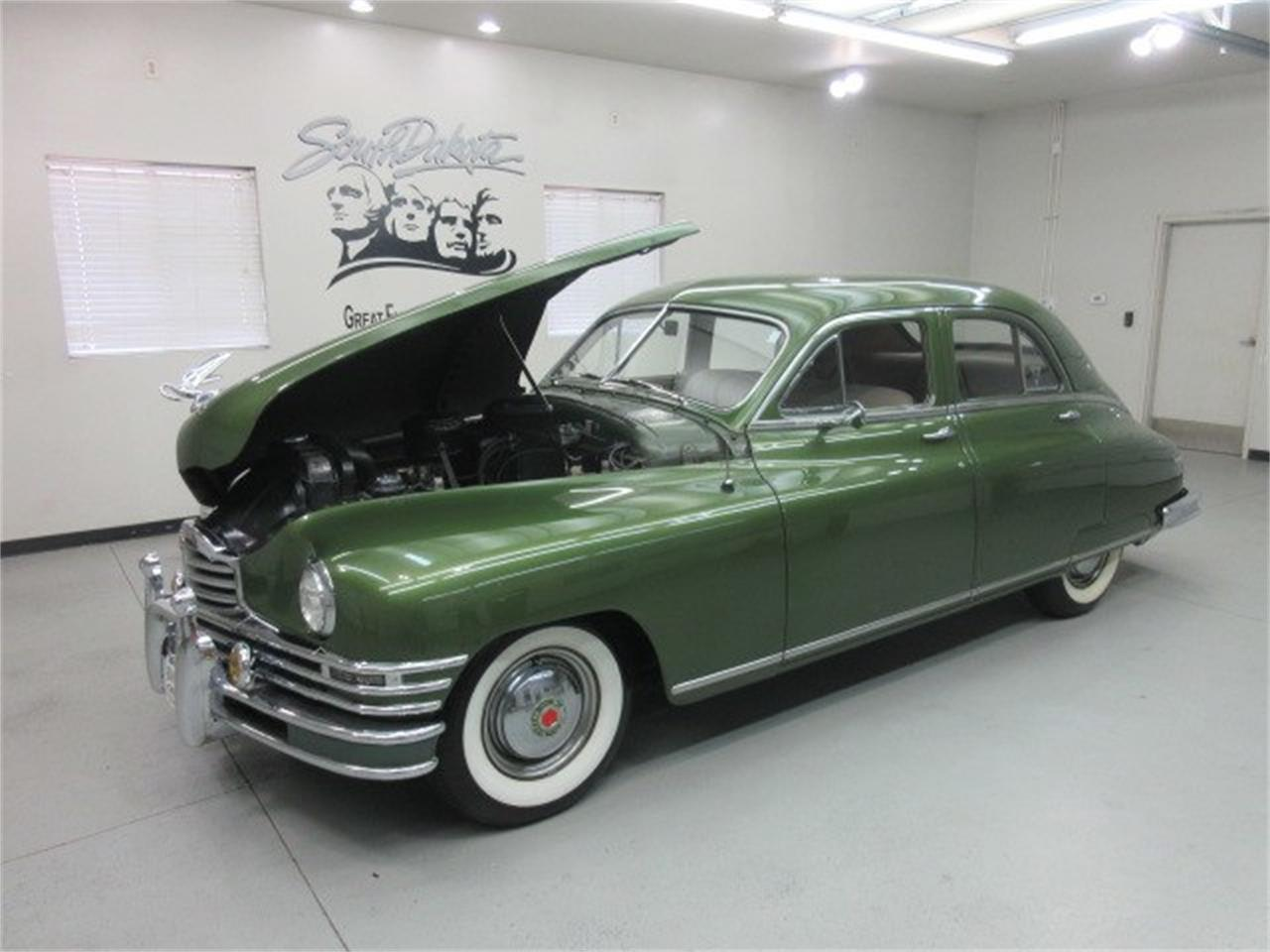 Large Picture of Classic '48 Packard Deluxe Offered by Frankman Motor Company - MB21