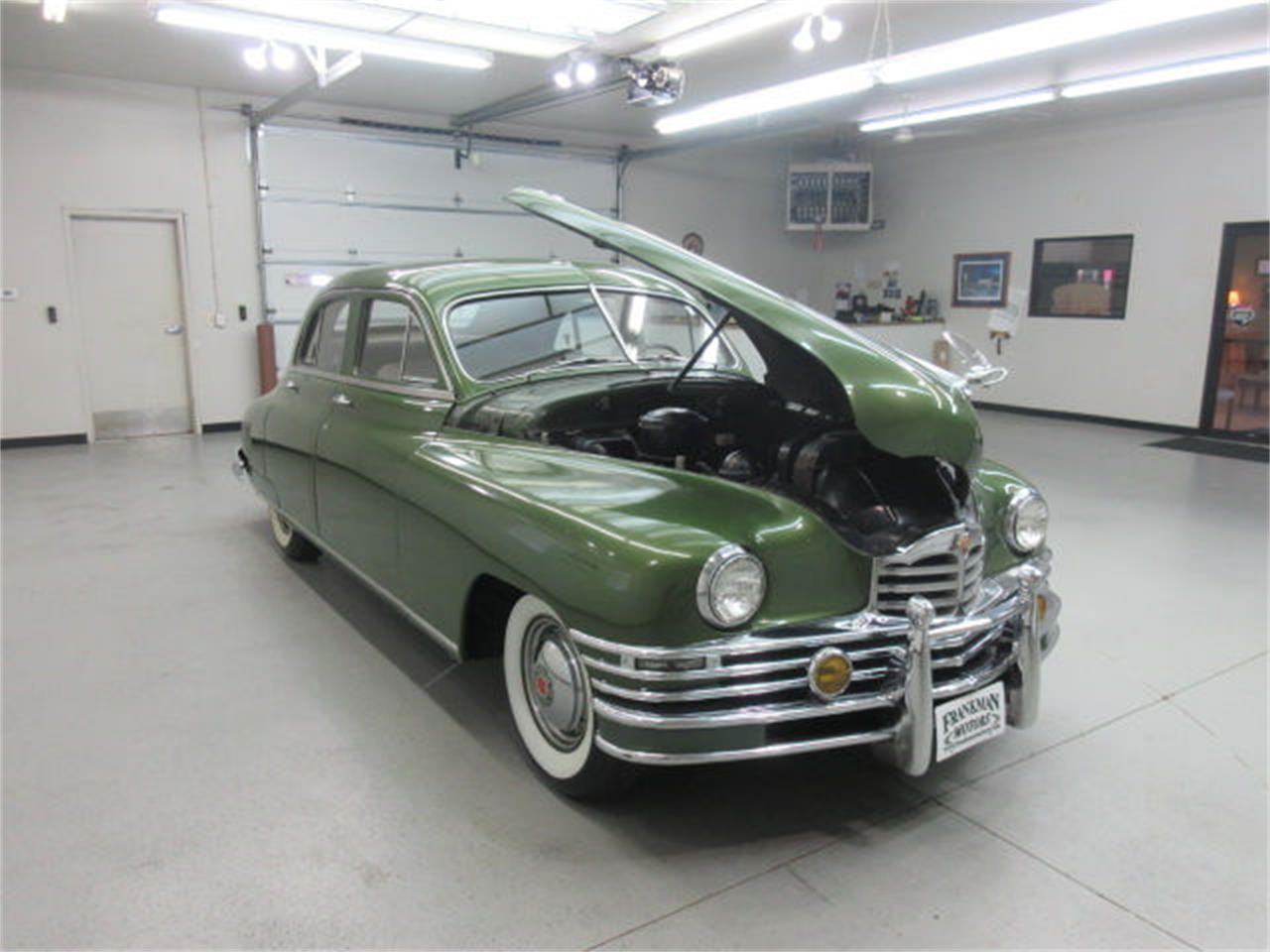 Large Picture of Classic '48 Deluxe - $16,975.00 Offered by Frankman Motor Company - MB21