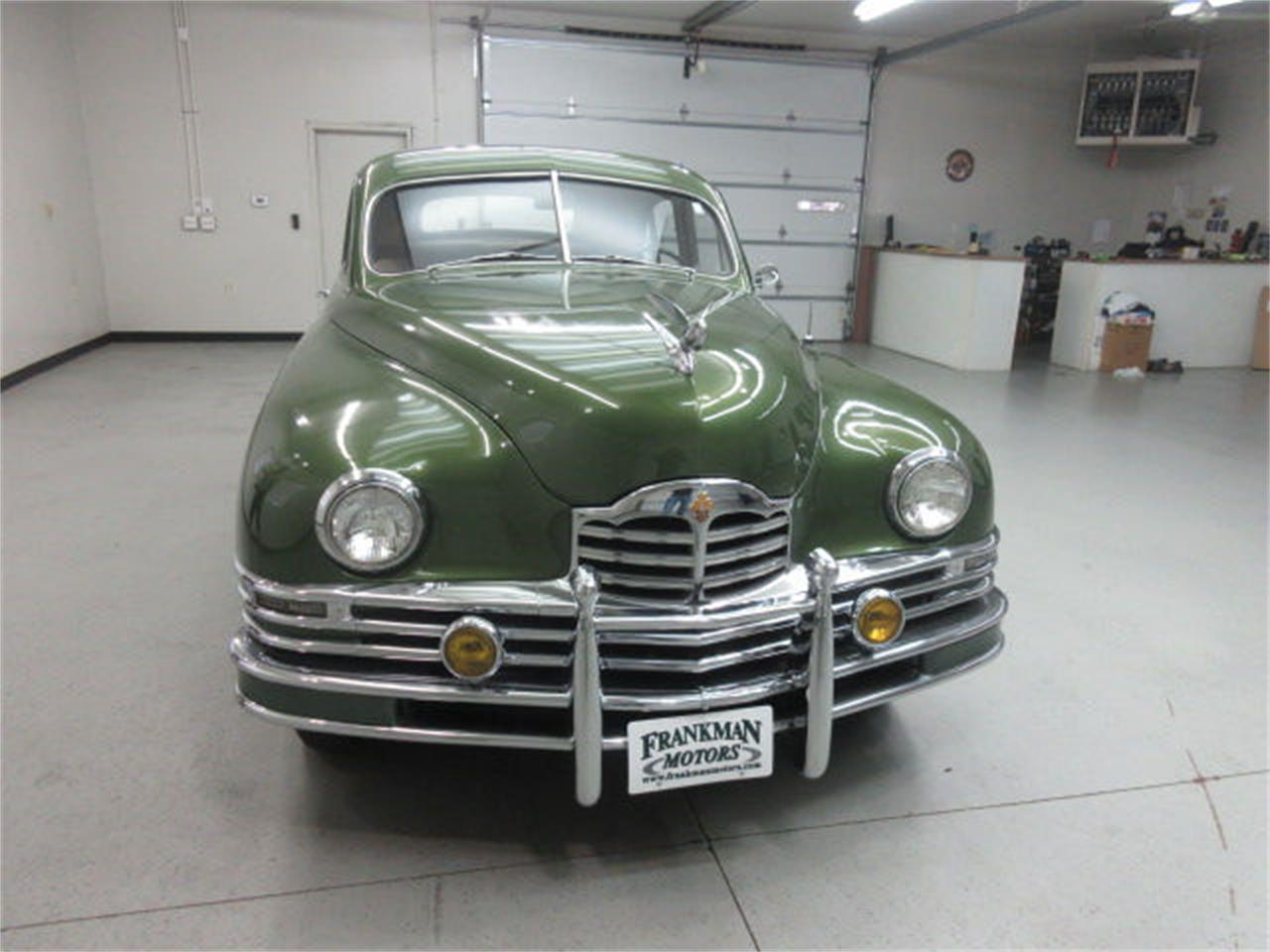 Large Picture of '48 Deluxe located in Sioux Falls South Dakota - $16,975.00 Offered by Frankman Motor Company - MB21