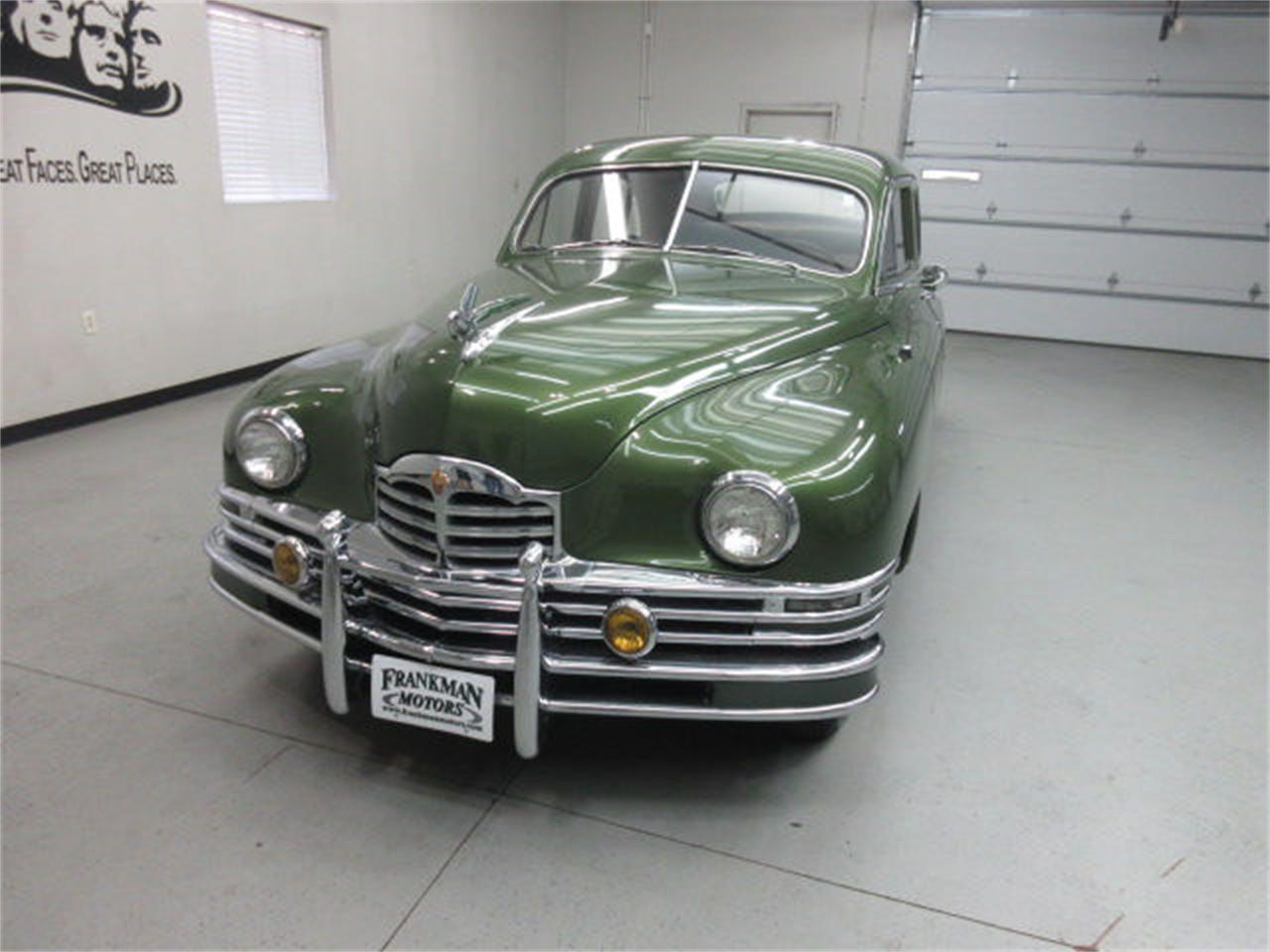 Large Picture of Classic 1948 Packard Deluxe located in South Dakota - MB21