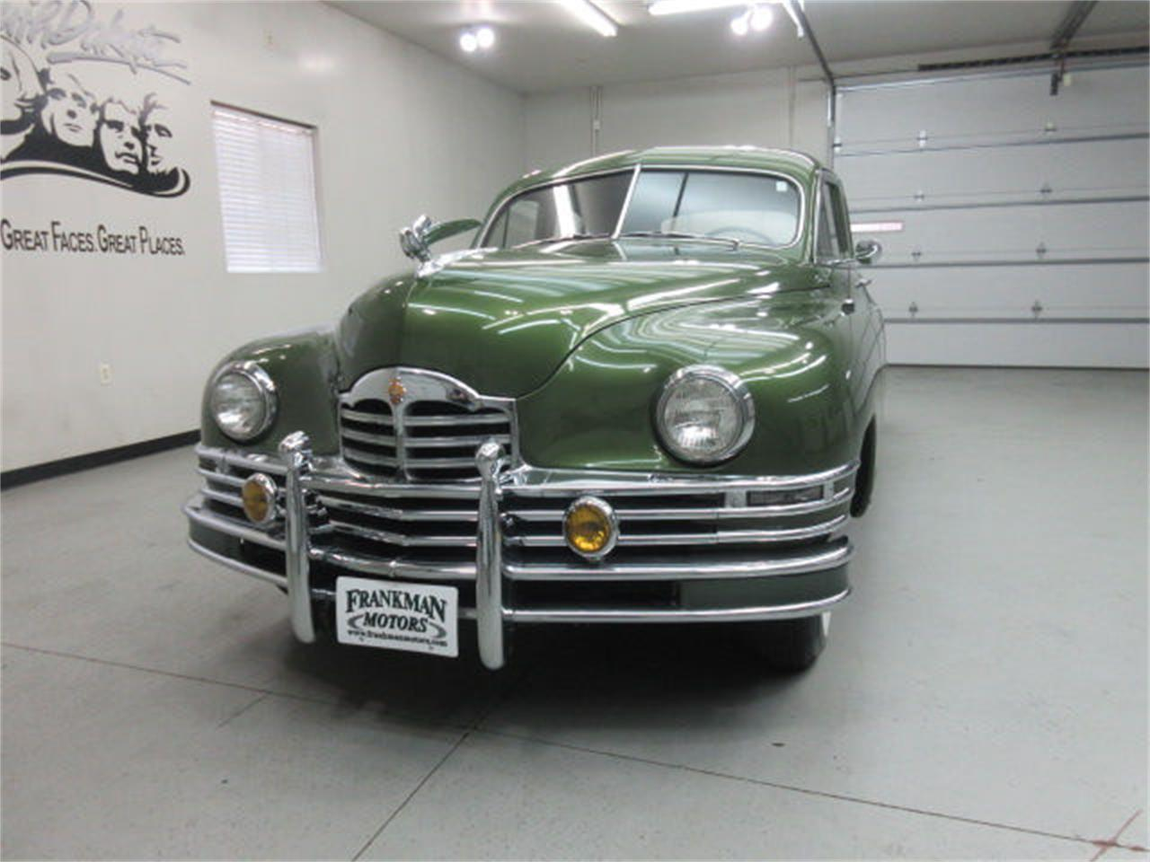 Large Picture of '48 Packard Deluxe - $16,975.00 - MB21