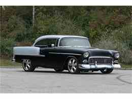 Picture of 1955 Chevrolet Bel Air located in Scottsdale Arizona Offered by Barrett-Jackson Auctions - MGCL