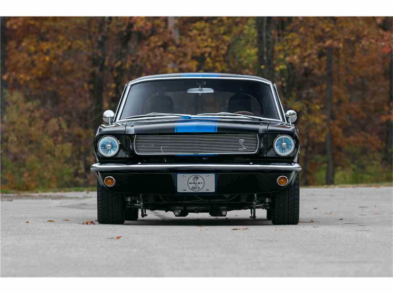 Large Picture of '65 Mustang - MGCV