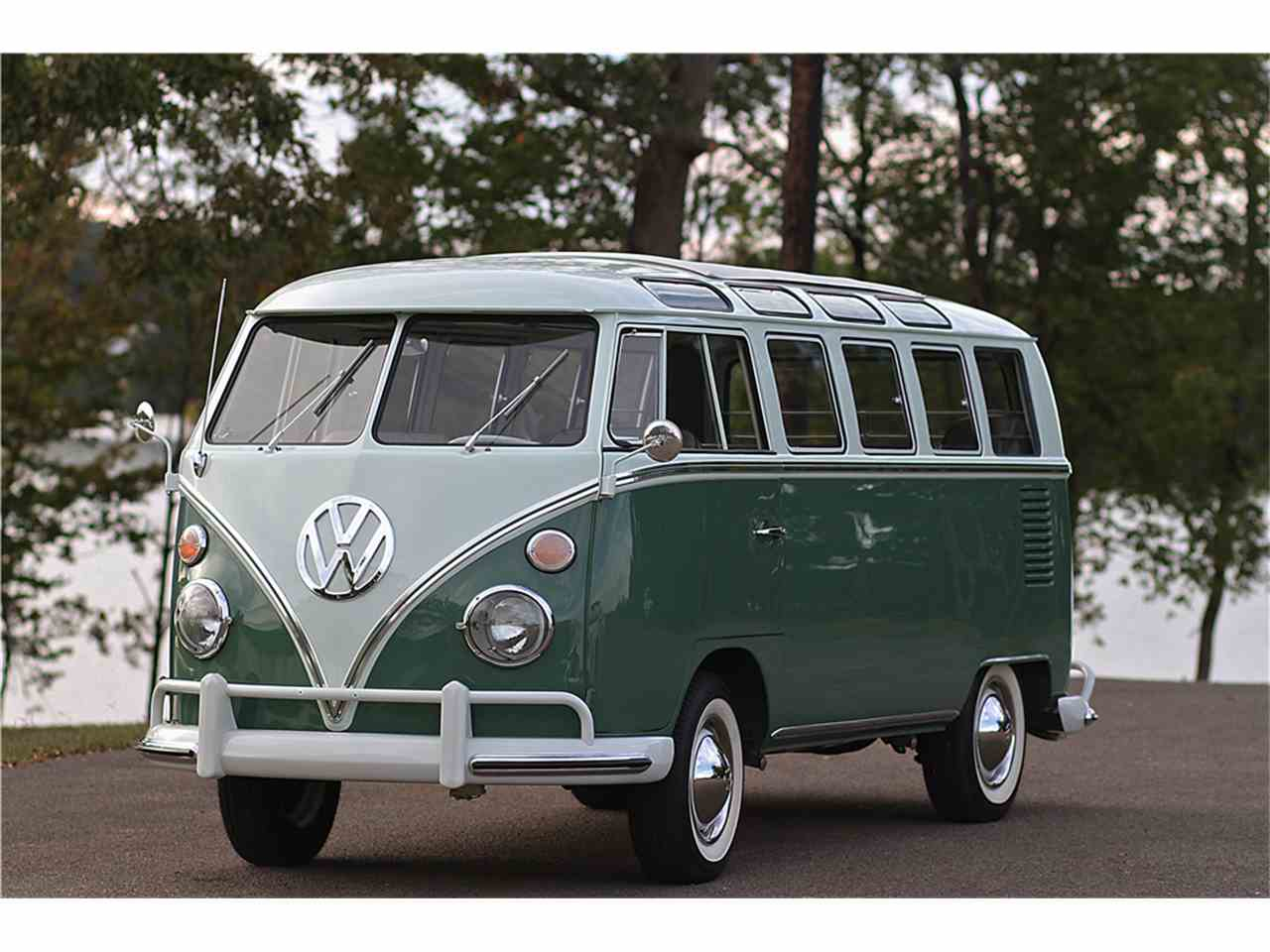 1965 Volkswagen Bus for Sale | ClicCars.com | CC-1047633